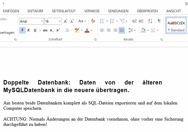 Able2Extract, Konvertierung in Word
