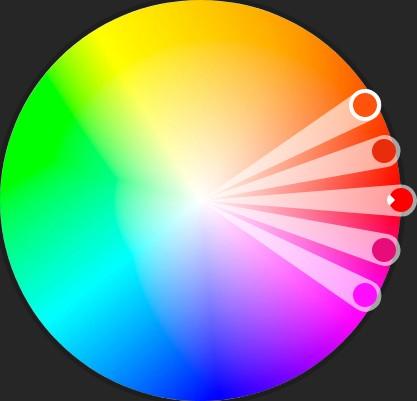 Adobe-Farbrad