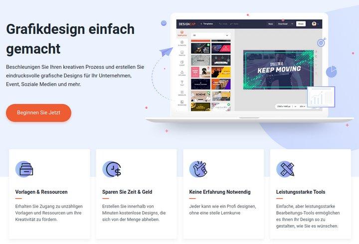 DesignCap: Frontend