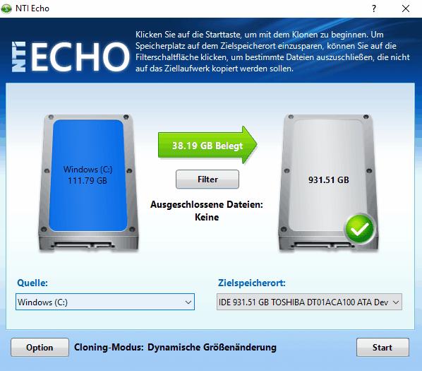 NTi Echo