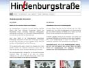 Hindenburgstraße Remscheid