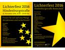 Flugblatt Lichterfest 2016