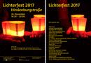 Flugblatt LIchterfest 2017