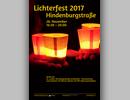Plakat LIchterfest 2017