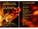 Flugblatt LIchterfest 2018