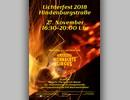 Plakat LIchterfest 2018