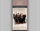 Flugblatt für Schreibwerkstatt Rosenhügel